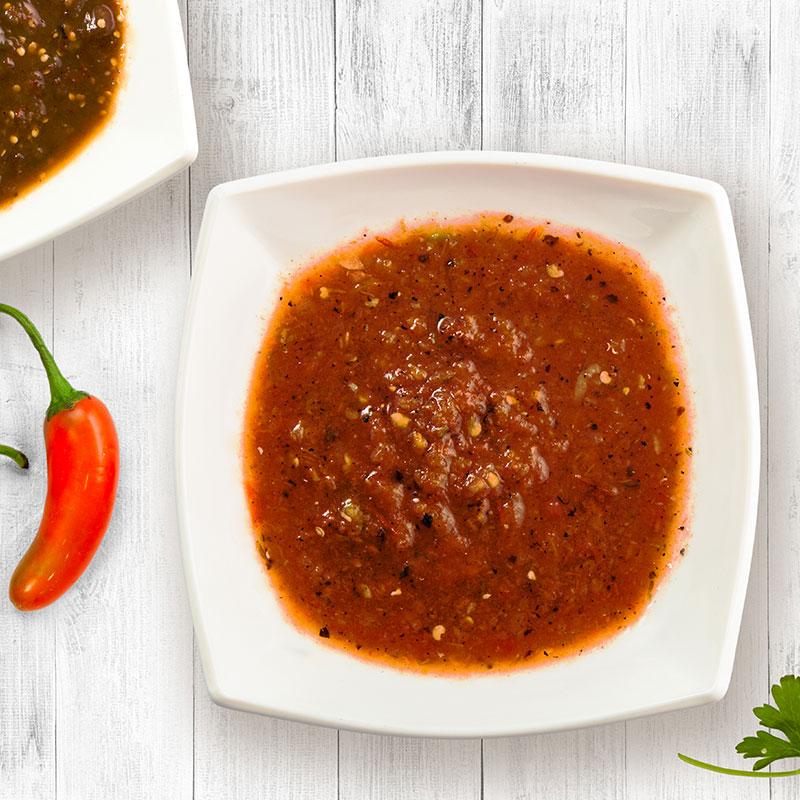 Salsas Caseras